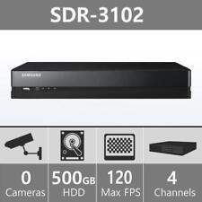 Samsung SDR-3102N 500GB Surv SDR-3102 DVR Security 4CH FROM SDS-P3042, SDS-P3022