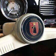 VW Volkswagen Arms of Glarus Horn Button Insert Bug Bus Ghia kdf okrasa petri