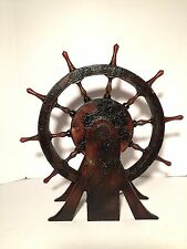 STEERING WHEEL ONLY 1/6 Hot Toys DX06 Pirates Of The Caribbean Jack Sparrow