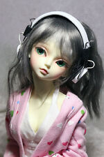 BJD Doll Dollfie Soundplay 1/4 1/6 Scale MSD YoSD Headphones 7 days White Toy
