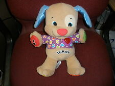 Fisher Price Laugh N Learn Learning Musical Song Dance Play Puppy Dog Toy Euc T