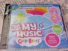 CD Care Bears My Music Your Name in Every Song 2 Discs With Easy Software NEW
