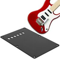 Solid Durable Electric Guitar Back Cover Plate Guitar Accessories