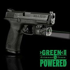 Crimson Trace Rail Master Pro Universal Green Laser & Tactical Light - CMR-204