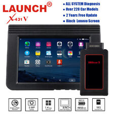 LAUNCH X431 V 8 Bluetooth/Wi-Fi Auto Full System Diagnostic tool ECU Coding OBD2