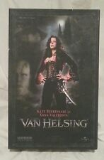 "SIDESHOW VAN HELSING ANNA VALERIOUS 12"" ACTION FIGURE...NEW IN BOX!"