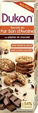 Dukan Biscuit au Son d'Avoine/Pépites Chocolat 95 g - lot de 6