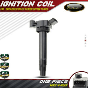 Ignition Coil for Toyota Kluger Lexus RX330 RX400H 6Cyl 3.3L 3MZ-FE 9091902246