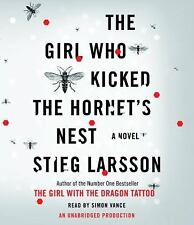 The Girl Who Kicked the Hornet's Nest [Audio Book] by Stieg Larsson - Unabridged