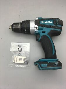 "Makita XPH03 18v 1/2"" Cordless Hammer Drill/drver (TOOL ONLY) G16"