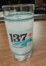 2011 Kentucky Derby Glass
