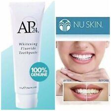 100% Genuine Nu Skin AP-24 Whitening Fluoride Toothpaste (No peroxide) 110g