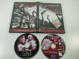 Vancouver Canucks Love this Team Love this Game DVD 2004