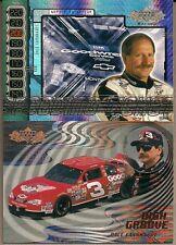 DALE EARNHARDT UD 00 NASCAR 2 CHASE CARD LOT SPEEDING TICKET #ST5  HI GROOVE HG5