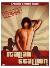 Dvd ITALIAN STALLION - LO STALLONE ITALIANO *** Versione Originale XXX ***.NUOVO