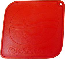 Tecmate Optimate motorcycle kickstand puck pad