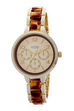 Catherine Catherine Malandrino Women's Tortoise Bracelet Watch  Save $55!!