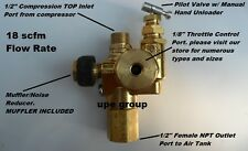 Air Compressor Pilot Check Valve Unloader Combination Gas Discharge 140 175 Nsg3