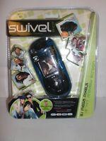 SWIVEL SHOT 5.1MP DIGITAL CAMERA BLUE