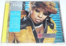 Mary J. Blige - No More Drama - Special Edition P/A - CD Album (2001)