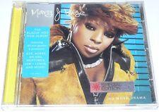 Mary J. Blige - No More Drama - Special Edition P/A - CD Album (2001)