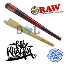 "Raw Wiz Khalifa Supernatural 12"" Pre Rolled Rolling Paper Cone"