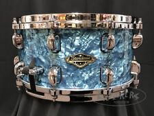 Tama Snare Drum Starclassic 6.5x14 Walnut/Birch Shell in Turquoise Pearl