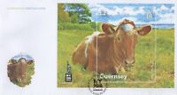 2016 WORLD STAMP SHOW GUERNSEY POST FIRST DAY COVER