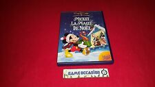 MICKEY THE MAGIC CHRISTMAS / WALT DISNEY DVD VIDEO PAL FRENCH VERSION