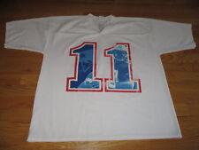 1996 DREW BLEDSOE Shirt Xplosion No. 11 NEW ENGLAND PATRIOTS (XL) Jersey