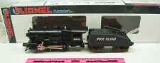 Lionel ~ 6-18610 Rock Island 0-4-0 locomotive and tender