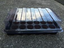 10 x Non-Electric Propagators - Complete with Plug Trays for Seed/Cuttings