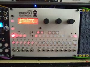 Audio Damage Sequencer1 Eurorack Module