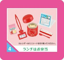 Re-Ment Miniature Sanrio Hello Kitty Office Lady OL Stationery Set # 4