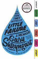Little Failure by Gary Shteyngart Paperback Book (English) Memoir