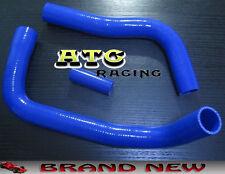 Silicone radiator hose for TOYOTA Landcruiser HJ75 2H Blue/Red