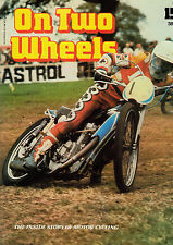 On Two Wheels Magazine Inside Story Of Motorcycling 15 1977 Clyno Bikes 2293F