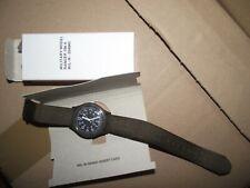 Vintage , Model Type US military Vietnam War, Olive Drab watch.