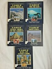 Readers Digest Bundle of Travel Reference Books Hardback 5x people & places B921