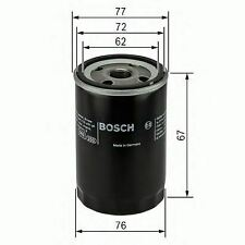 NEW ENGINE OIL FILTER OE QUALITY REPLACEMENT BOSCH 0451103300