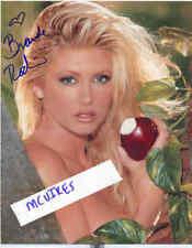 Brande Roderick Autographed Signed 8x10 Photo COA #1 Adam Eve Forbidden Fruit
