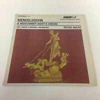 Mendelssohn, Peter Maag : A Midsummer Night's Dream
