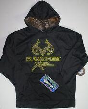 Real tree extra camo hoodie hooded sweatshirt mossy sweater oak buck deer rack