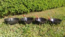 KAZAN Cast iron cauldron 10L.  Express shipping FREE! skimmer as a gift!