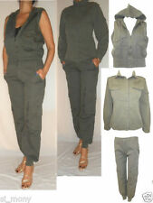 Cotton Trousers Patternless Suits & Tailoring for Women
