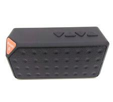 Mini Bluetooth Wireless Lautsprecher Stereo Speaker Sound Box 5V f. Handy PC neu