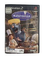Disney Pixar Ratatouille (Sony Playstation 2, 2007) No Manual -Tested Free Ship