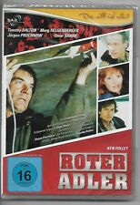 "Ken Follett ""ROTER ADLER"" DVD 2012 NEU/OVP - Timothy Dalton/Jürgen Prochnow"