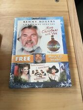 Kenny Rogers Special Keep Christmas with You DVD 2006 With Bonus CD NEW SEALED !