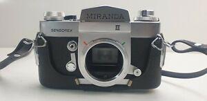 Vintage MIRANDA SENSOREX II 8305482 Analoge Kamera